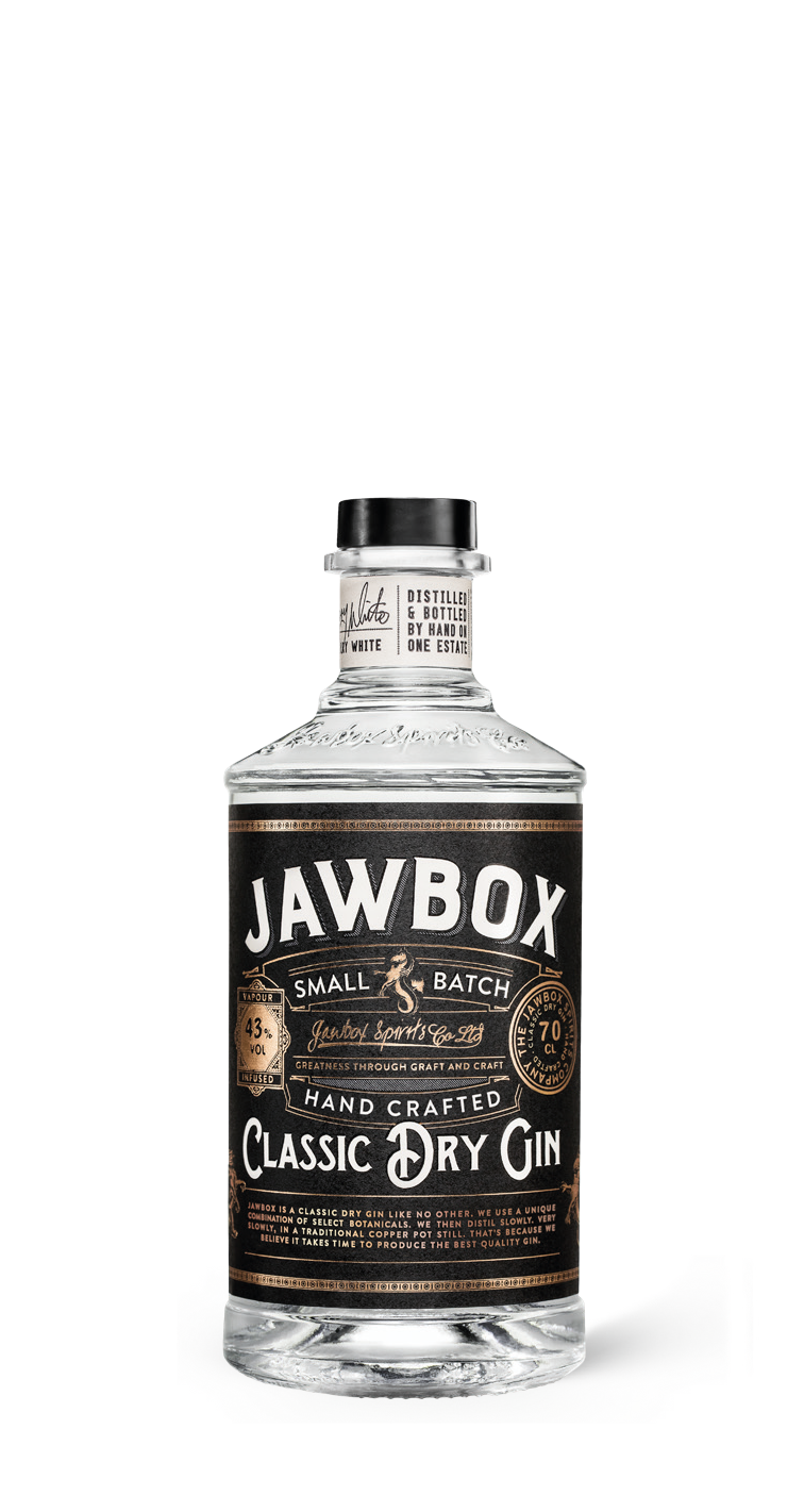 JAWBOX SMALL BATCH