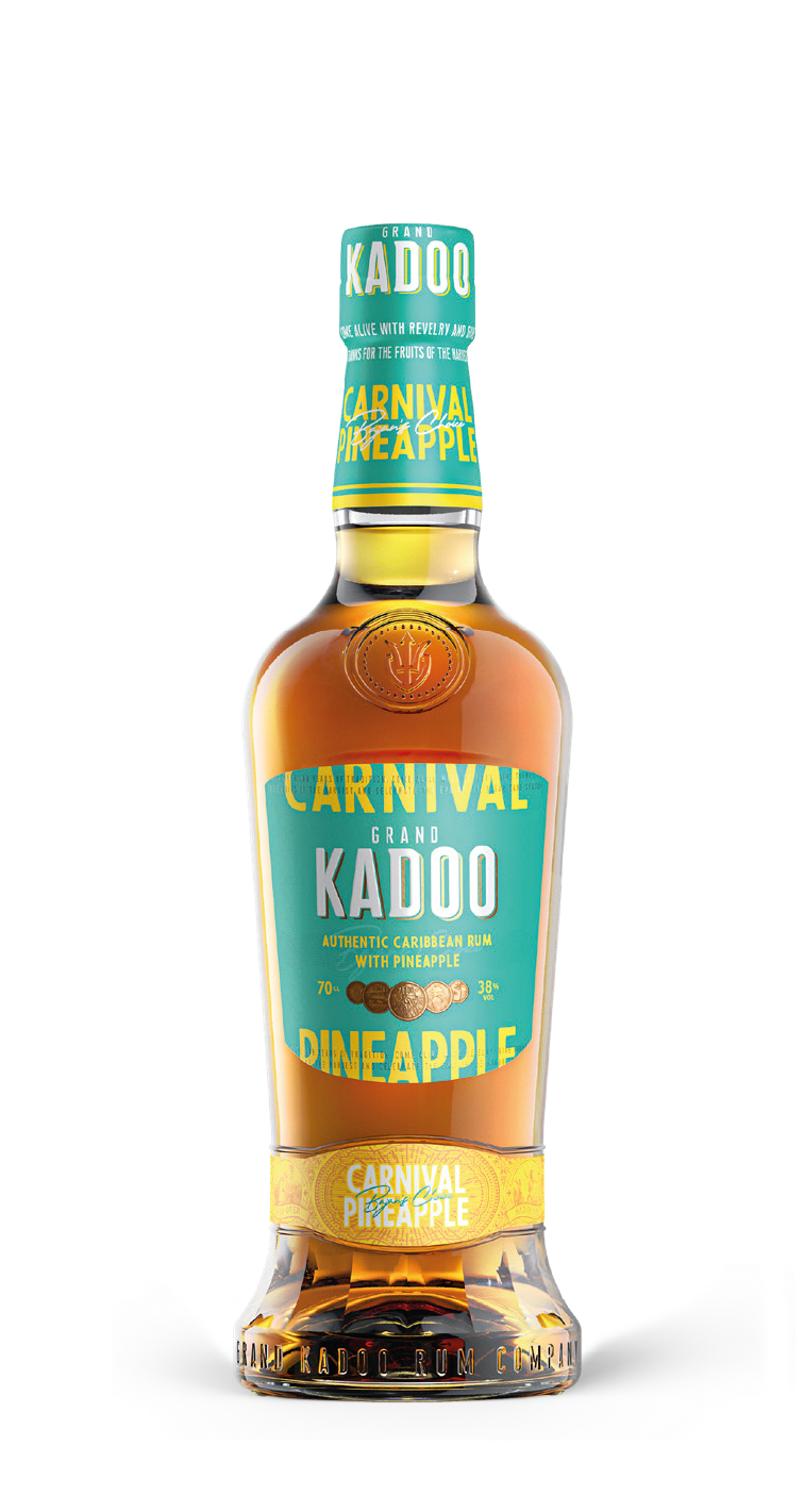GRAND KADOO CARNIVAL PINEAPPLE