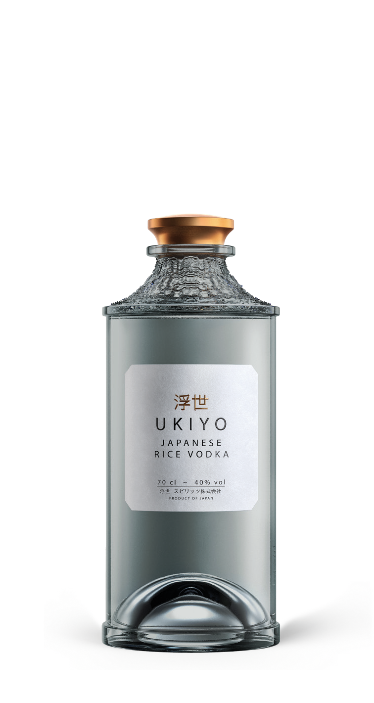 UKIYO JAPANESE RICE VODKA